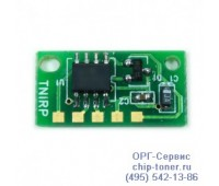 Чип желтого тонер-картриджа  Minolta bizhub C300 / C352