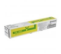 Тонер-картридж желтый TK-895Y для Kyocera FS-C8020MFP, FS-C8025MFP, FS-C8520MFP, FS-C8525MFP оригинальный
