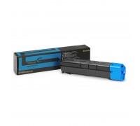 Тонер-картридж голубой TK-8705C для Kyocera Mita TASKalfa 6550 / 6551 / 7550 / 7551 оригинальный