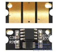 Чип желтого фотобарабана Konica Minolta bizhub C25 / C35 / C35p