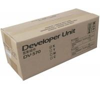 Девелопер DV-570K черный для Kyocera Mita FS C5400DN / Kyocera Mita Ecosys P7035 оригинальный