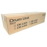 Фотобарабан (Drum unit) DK-6705 для Kyocera Mita TASKalfa 6500i / 6501i / 8000i / 8001i оригинальный