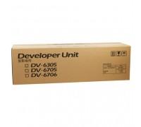 Блок девелопера DV-6305 черный для Kyocera Mita TASKalfa 3501 / 3501i / 4501 / 4501i / 5501 / 5501i оригинальный