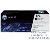 Картридж HP Q2612A / 12A оригинальный