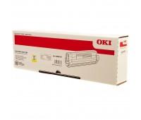 Тонер-картридж желтый 44844505 для Oki C831 / C841 оригинальный