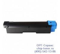 Картридж голубой Kyocera FS-C2526MFP совместимый