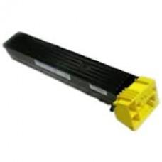 Картридж желтый Konica Minolta bizhub C452 совместимый