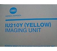 Блок проявки желтый Konica-Minolta bizhub C250 / C250Р / C252 / C252P оригинальный : дефект упаковки
