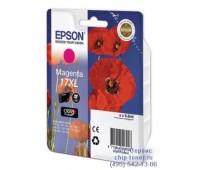 Картридж пурпурный Epson 17XL оригинальный
