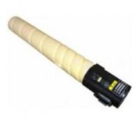 Картридж желтый Konica Minolta bizhub C454 / C454e / C554 совместимый