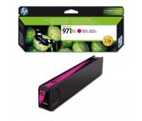 Картридж пурпурный HP 971XL / CN627AE повышенной емкости для HP OfficeJet X451 / X476 / X551 / X576 оригинальный