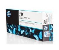 Картридж фото-черный HP 727 / F9J79A повышенной емкости для HP DesignJet T920 / T930 / T1500 / T1530 / T2500 / T2530 (300МЛ.) оригинальный