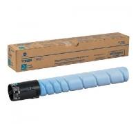 Картридж голубой TN-221C  для Konica Minolta bizhub C227 / C287 оригинальный
