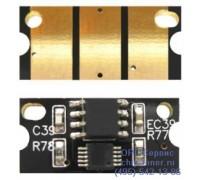 Чип желтого тонер-картриджа Konica Minolta bizhub C353 / C353P