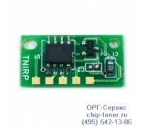 Чип желтого драм-картриджа Minolta bizhub C300 / C352